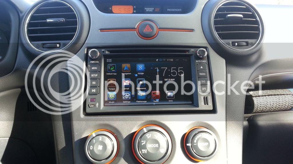 Touch screen radios   The Chrysler Minivan Fan Club Forums