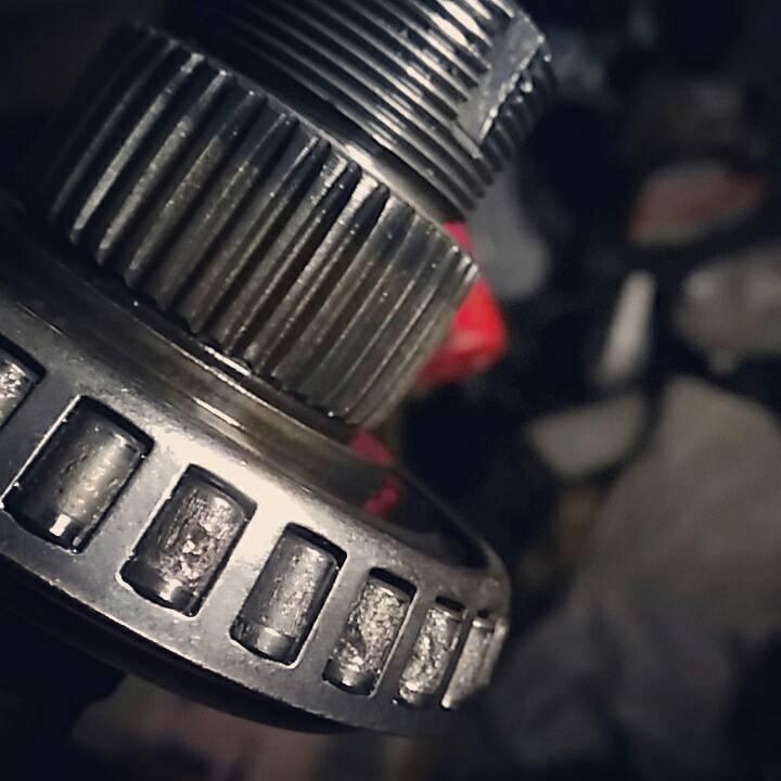 62te Compounder bearing failure   The Chrysler Minivan Fan
